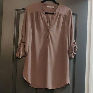 Halogen Tunic blouse